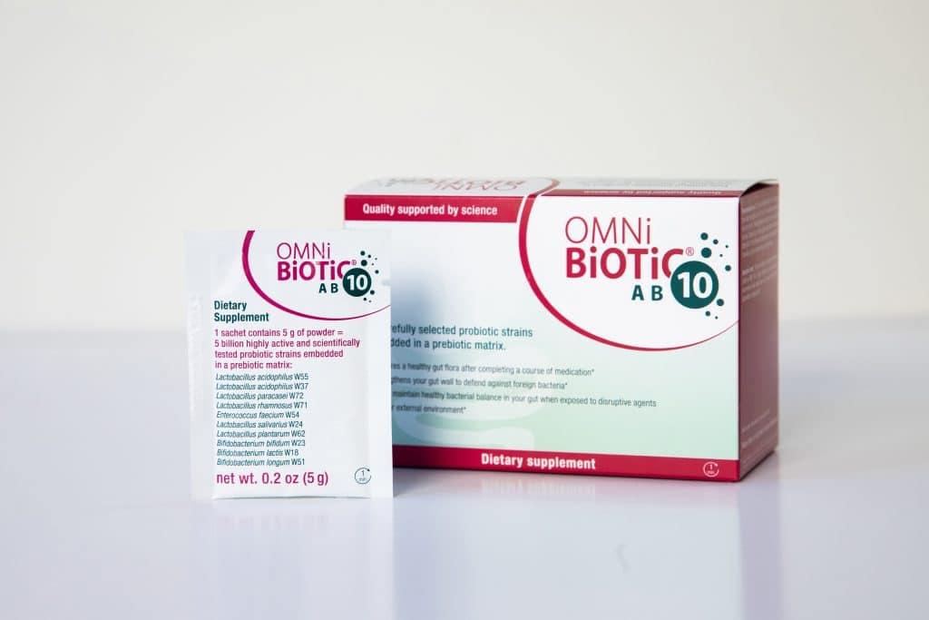 Omni-Biotic AB 10
