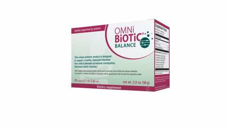 Omnibiotic Balance