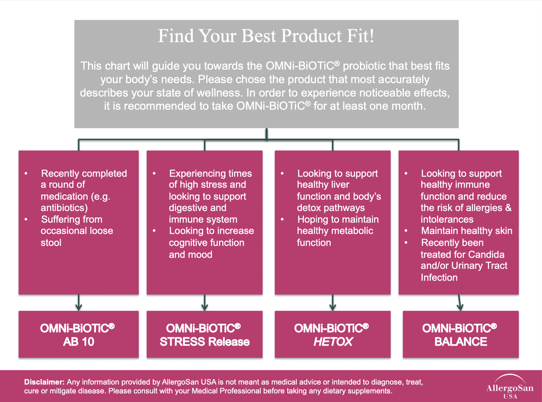 Product Fit Chart 2