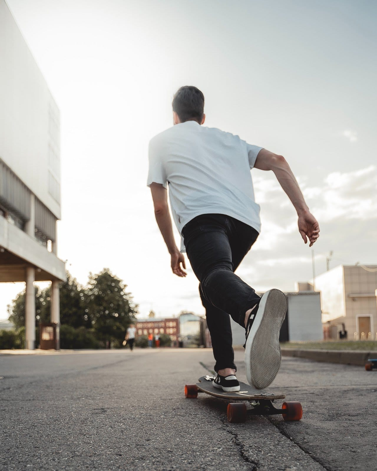 young-man-on-a-skateboard