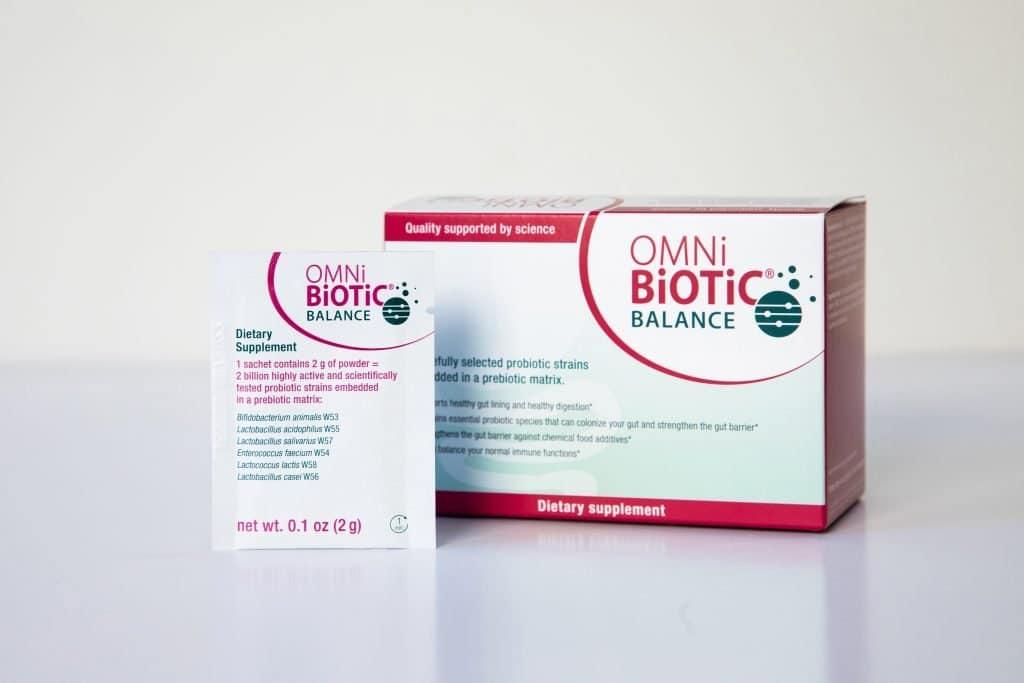 Balance Box & Sachet