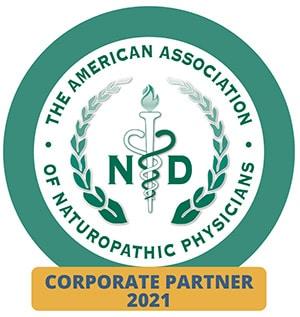 orporate partner 2021 logo